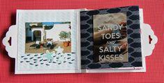 Tag Topper punch mini. mini. mini album by Jolanda Meurs       Hey hallo leuk dat je weer een kijkje komt nemen op mijn blog. Twee jaar gel...