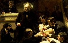 Thomas Eakins Paintings and style of art