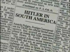 The Girls From Argentina: Daughters of Nazi Boss Adolf Hitler Who Escaped From Berlin On April 27th 1945 Thanks to Franco in Spain.   Better Call Bill Warner Investigations Cheaters-Child Custody 1789 Desoto Rd Sarasota 941-926-1926