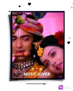 Krishna Video, Krishna Gif, Radha Krishna Songs, Radha Krishna Love Quotes, Radha Krishna Pictures, Radha Krishna Photo, Radhe Krishna, Just Lyrics, Cute Song Lyrics