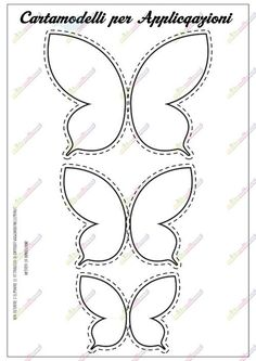 Free Bow Tie Template Printable Cheer Bow Template Printable Best Pin by butterflies, Free Bow Tie Template PrintableEASY flower to make, pink w/ pearl center Bow Template, Butterfly Template, Butterfly Crafts, Flower Template, Flower Crafts, Butterfly Pattern, Templates, Felt Crafts, Diy And Crafts