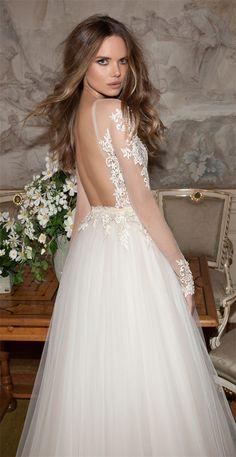 Berta Bridal Fall 2015 Wedding Dresses- Part 1 | http://www.deerpearlflowers.com/berta-bridal-fall-2015-wedding-dresses-part-1/