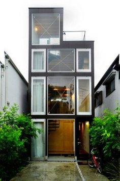Modern And Cool Shipping Container Guest House (30)