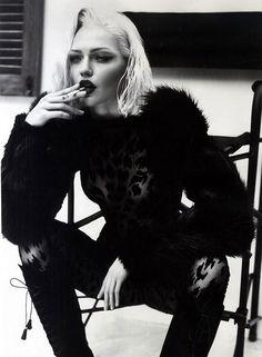 Sasha Pivovarova by Mert Alas & Marcus Piggott for Vogue Paris October 2011