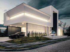 Modern facade contemporary design kristalika arquitecture and interior - Folded House Kristalika Arquitecture And Interior Design