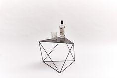3 X60° – zwart Scandinavian Furniture, Contemporary Furniture, Furniture Design, Lighting, Glass, Shopping, Home Decor, Give Thanks, Decoration Home
