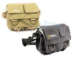 Túi National Geographic NG-2345 không những có thiết kế rất thời trang mà còn tiện lợi cho người dùng bằng cách tận dụng tối đa diện tích sẵn có của túi, sử dụng chất liệu chống thấm nước, đệm chống shock đàn hồi cao và tối ưu hóa kích thước của sản phẩm.