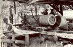 old sawmills - Google Search