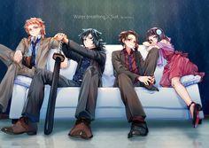 Manga Anime, Fanarts Anime, Anime Chibi, Otaku Anime, Kawaii Anime, Anime Guys, Anime Characters, Anime Angel, Anime Demon