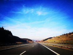 Visit Romania, Country Roads, Sky, Heaven, Heavens