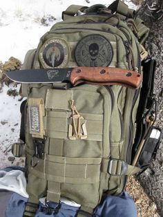15 items for your ultimate bug out bag list. Each item specialy chose to create a lightweight bag with multifunctional items. Tactical Equipment, Tactical Backpack, Survival Equipment, Camping Equipment, Survival Backpack, Camping Survival, Survival Gear, Survival Shelter, Wilderness Survival