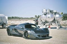 The Hennessey Venom GT is the Fastest Production Car in the World - Supercompressor.com