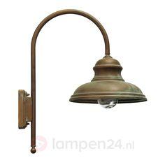 Antieke buitenwandlamp LUCA 6515184X