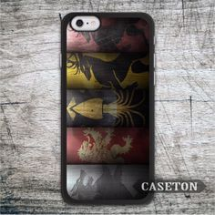 All House GOT Game Of Thrones Case For iPod 5 and For iPhone 7 6 6s Plus 5 5s SE 5c 4 4s Classic High Quality Phone Cover //Price: $US $2.99 & FREE Shipping //     #samsung