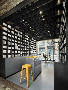 MenScience New York by HWKN