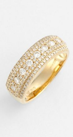 Gorgeous diamond ring by Bony Levy