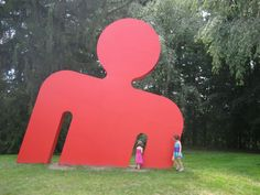 DeCordova Museum in Lincoln, MA.  Pass admits 4 people for $5.