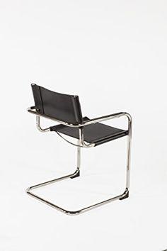 nice Midcentury Modern Control Brand Ulkind Arm Chair, Black