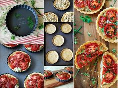 Live each season as it passes, breath the air, drink the , taste the fruit and resin yourself to the influences of each  henry David Thoreau         drink,mini tomato pies