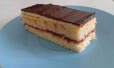 Petrine receptíky : Bratislavské rezy Tiramisu, Ethnic Recipes, Food, Meal, Essen, Hoods, Tiramisu Cake, Meals, Eten