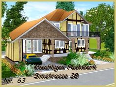 Housemakeover by Maxi Sims - Sims 3 Downloads CC Caboodle