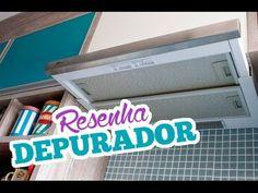Depurador de ar Fischer Slim (Resenha) | Bruna Dalcin - YouTube