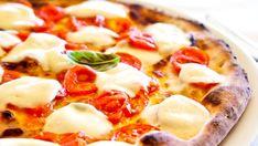 Pizza margarita (la véritable pizza napolitaine)