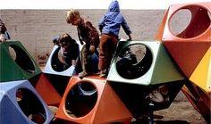 Richard Dattner's Playcubes
