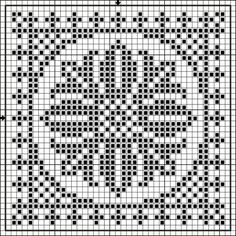 Square 08 cross-stitch
