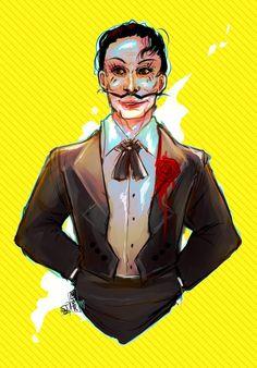 A true Artist by Technihorror on DeviantArt Sander Cohen, Bioshock Game, Video Games, Batman, Fandoms, Deviantart, Superhero, Heart, Artist