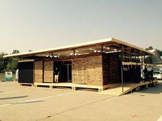 Desarrollada por el equipo académico Wallmapu, la Casa Parrón S-27se adjudicó el primer lugar de Construye Solar, la...   http://www.plataformaarquitectura.cl/cl/765675/casa-parron-gana-la-primera-competencia-latinoamericana-de-viviendas-sustentables