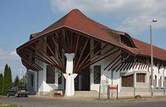 Csenger,sport hall