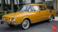 this 1976 Skoda 110 LS is owned by Jesmond Stellini Sport Cars, Old Cars, Cars And Motorcycles, Volkswagen, Porsche, Engine, Classic Cars, Automobile, Ford