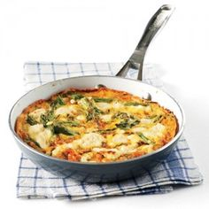 Easy Egg Breakfast Dishes...adapt for LC