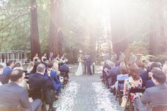 Sunny Wedding in the Redwoods at Deer Park Villa by Juniper Spring Photography San Francisco Bay Area Wedding Photographer