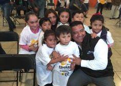 Mi familia es mi motor para seguir adelante: Eduardo Neri