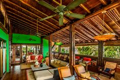 François Café, by Rico Mendonça Bamboo Furniture, Custom Furniture, Costa Rica, Bamboo House Design, Bamboo Construction, Bamboo Poles, Bamboo Plants, Home And Away, Waterfalls