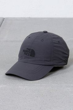 THE NORTH FACE HORIZON BALL CAP. But in black or white or gray