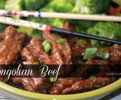 mogolian beef