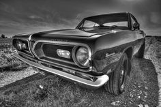 Plymouth Barracuda 1969 by Magnus Levin on 500px