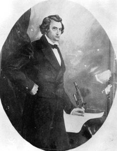 On June 29, 1855, American physician, scientist, inventor, and humanitarian John Gorrie passed away. He is considered the father of refrigeration and air conditioning.