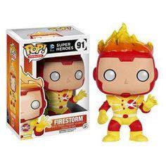 Funko Pop DC | Firestorm