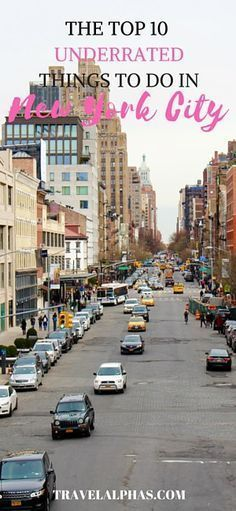 Top 10 underrated things to do in New York City (NYC)! Empire State Building, Empire State Of Mind, Voyage Usa, Voyage New York, Visit New York City, New York City Travel, Monument Valley, New York 2017, New York Vacation