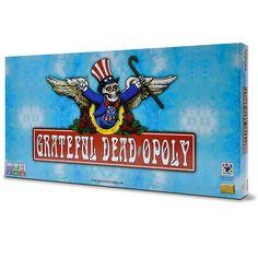 Dead-opoly Game | Grateful Dead