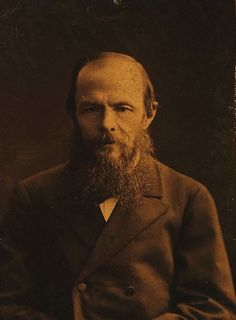 Fyodor Dostoyevsky (author, 1821–1881)