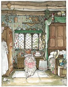 Jill Barklem - Brambly Hedge