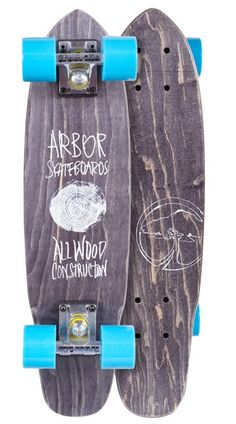 Arbor Woody Mini Cruiser