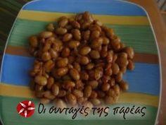 Γρήγορα φασόλια χάντρες λαδερά Dog Food Recipes, Cooking Recipes, Greek, Greek Language, Greece, Recipes