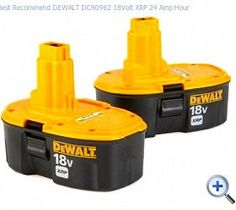 Are your dewalt batteries dead like mine were? Here is how to fix them!