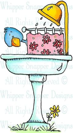 birds taking shower drawing Cartoon Drawings, Cartoon Art, Animal Drawings, Easy Drawings, Stone Painting, Rock Painting, Digi Stamps, Watercolor Cards, Copics